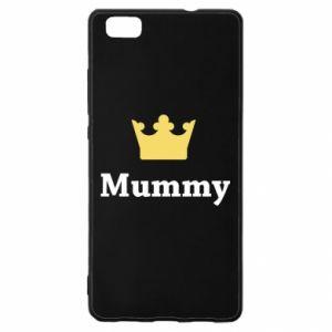 Huawei P8 Lite Case Mummy