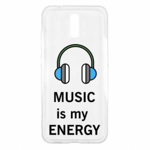 Etui na Nokia 2.3 Music is my energy