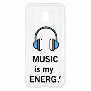 Etui na Nokia 2.2 Music is my energy