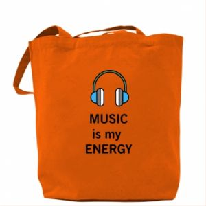 Bag Music is my energy