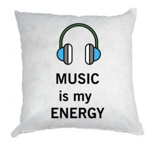 Pillow Music is my energy