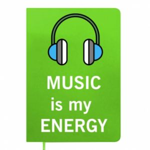 Notepad Music is my energy