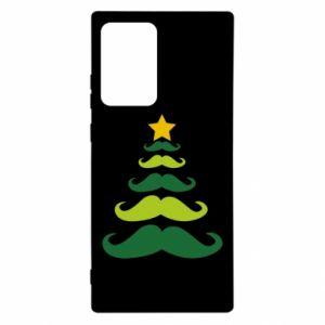 Etui na Samsung Note 20 Ultra Mustache Christmas Tree