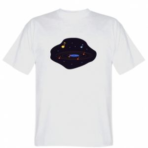 T-shirt Music galaxy