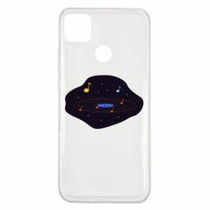 Xiaomi Redmi 9c Case Music galaxy