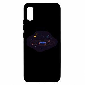 Xiaomi Redmi 9a Case Music galaxy