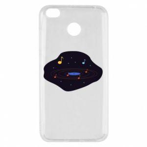 Xiaomi Redmi 4X Case Music galaxy