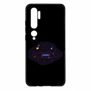 Xiaomi Mi Note 10 Case Music galaxy