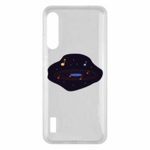Xiaomi Mi A3 Case Music galaxy