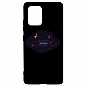 Samsung S10 Lite Case Music galaxy