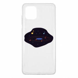 Samsung Note 10 Lite Case Music galaxy