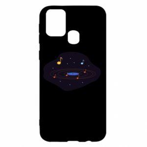 Samsung M31 Case Music galaxy