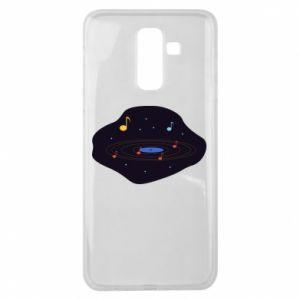Samsung J8 2018 Case Music galaxy