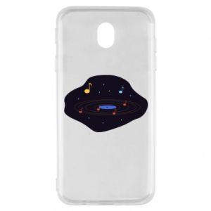 Samsung J7 2017 Case Music galaxy