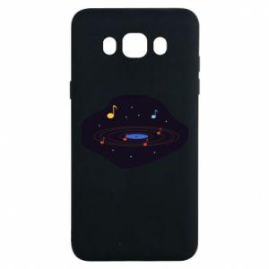 Samsung J7 2016 Case Music galaxy