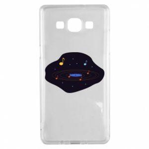 Samsung A5 2015 Case Music galaxy