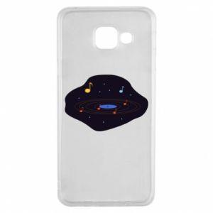Samsung A3 2016 Case Music galaxy