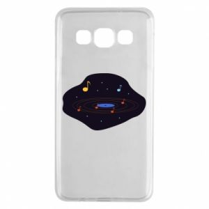 Samsung A3 2015 Case Music galaxy