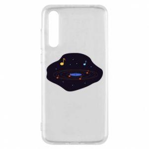 Huawei P20 Pro Case Music galaxy