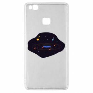 Huawei P9 Lite Case Music galaxy
