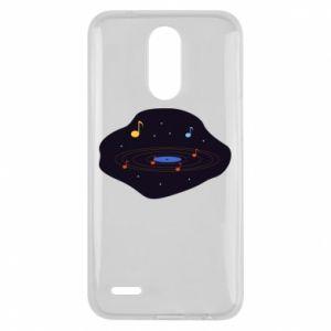 Lg K10 2017 Case Music galaxy