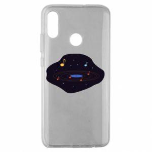 Huawei Honor 10 Lite Case Music galaxy