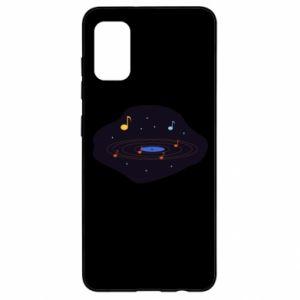 Samsung A41 Case Music galaxy
