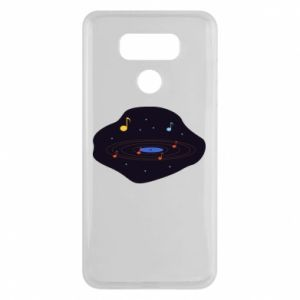 LG G6 Case Music galaxy