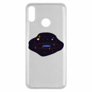 Huawei Y9 2019 Case Music galaxy