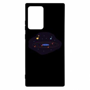 Etui na Samsung Note 20 Ultra Muzyczna galaktyka