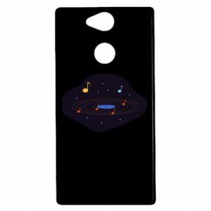Etui na Sony Xperia XA2 Muzyczna galaktyka