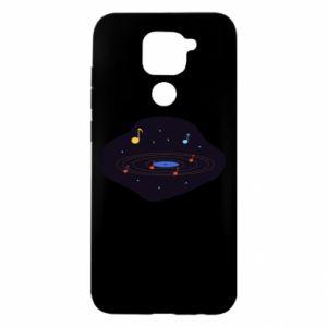 Etui na Xiaomi Redmi Note 9/Redmi 10X Muzyczna galaktyka