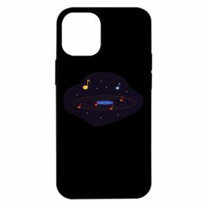 Etui na iPhone 12 Mini Muzyczna galaktyka