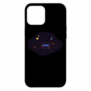 Etui na iPhone 12 Pro Max Muzyczna galaktyka