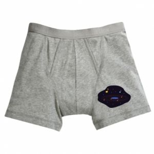 Boxer trunks Music galaxy