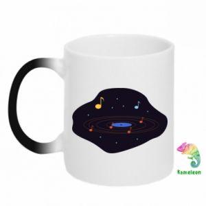 Kubek-kameleon Muzyczna galaktyka