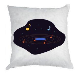 Poduszka Muzyczna galaktyka