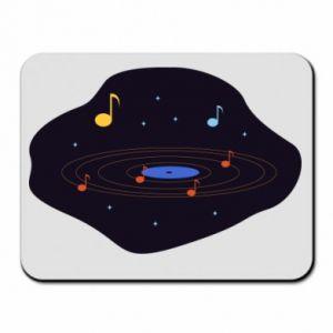 Podkładka pod mysz Muzyczna galaktyka