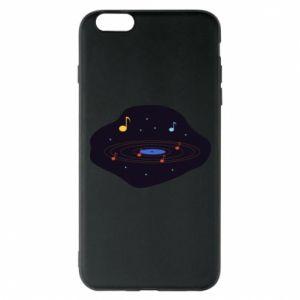 Etui na iPhone 6 Plus/6S Plus Muzyczna galaktyka
