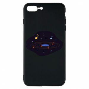 Etui na iPhone 7 Plus Muzyczna galaktyka