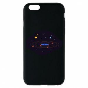 Etui na iPhone 6/6S Muzyczna galaktyka
