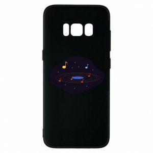 Etui na Samsung S8 Muzyczna galaktyka
