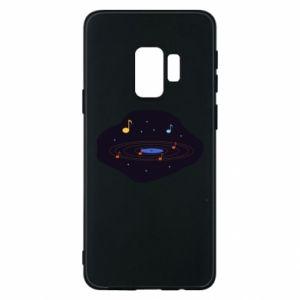 Etui na Samsung S9 Muzyczna galaktyka