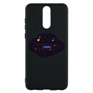 Etui na Huawei Mate 10 Lite Muzyczna galaktyka