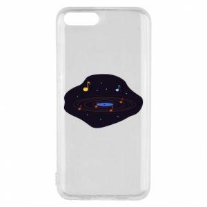 Etui na Xiaomi Mi6 Muzyczna galaktyka