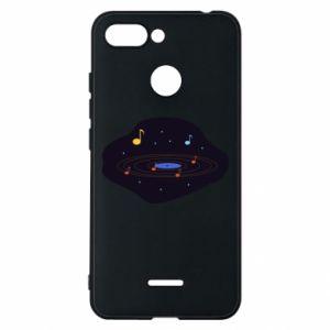 Etui na Xiaomi Redmi 6 Muzyczna galaktyka