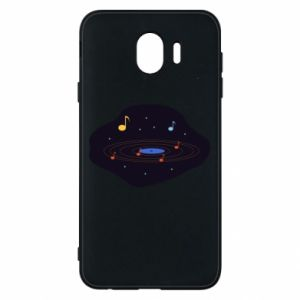 Etui na Samsung J4 Muzyczna galaktyka
