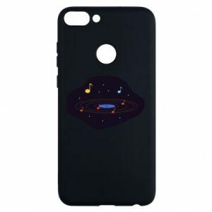 Etui na Huawei P Smart Muzyczna galaktyka