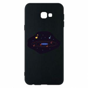 Etui na Samsung J4 Plus 2018 Muzyczna galaktyka
