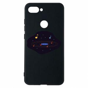 Etui na Xiaomi Mi8 Lite Muzyczna galaktyka